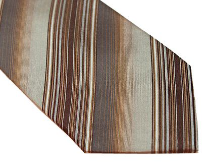 Kenneth Cole Reaction Tie - Brown Tan
