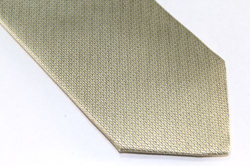 Lanae Joy Extra Long Tie Gold Silver